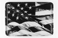 Robert Longo - American Flag (Tray), Design and Decorative Arts