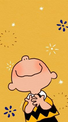 This made me smile Cute Disney Wallpaper, Kawaii Wallpaper, Cute Cartoon Wallpapers, Smile Wallpaper, Iphone Background Wallpaper, Aesthetic Iphone Wallpaper, Disney Phone Backgrounds, Snoopy Wallpaper, Pattern Wallpaper