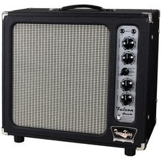 9d8766cbff307e Tone King Falcon Grande - Black