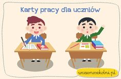 Karty pracy - ćwiczenia matematyczne, językowe, ortograficzne oraz łamigłówki dla dzieci w wieku wczesnoszkolnym. Darmowe arkusze do pobrania! - nowe propozycje