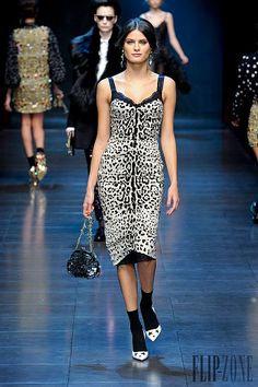 Dolce & Gabbana – 82 photos - the complete collection