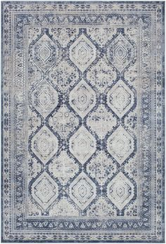 Featuring a beautiful classic design, the Durham collection by Surya, is truly a masterpiece of its own caliber. Machine made with 85% polypropylene and 15% acrylic, this rug is the epitome of elegance and grace. Add sophistication to your home with...