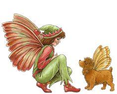 Elfje8 Fairies Francien van Westering
