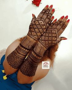 Henna Images, Mehndi Design Images, Mehndi Designs, Design 24, Design Ideas, Beautiful Hands, Fingerless Gloves, Arm Warmers, Fingerless Mitts