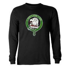 Clan Home Long Sleeve T-Shirt > Clan Home Products > Scottish Crests by Cleave