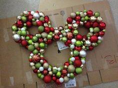 M-I-C-K-E-Y Wreath! Hah!