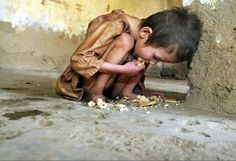 We need to help others that are less fortunate. This breaks my heart.