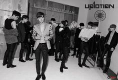 UP10TION Teases Masculine Comeback Concept in New Group Photo