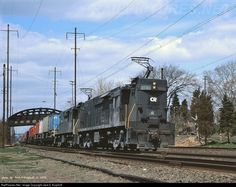 Net Photo: CR 4461 Conrail at Leman Place, Pennsylvania by Jack D. Railroad Pictures, High Speed Rail, Pennsylvania Railroad, Train Art, Electric Train, Train Engines, Electric Locomotive, World Best Photos, Time Travel