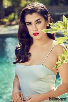 Lauren Jauregui for Billboard.