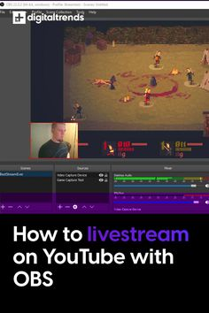 Whether you're interested in creating a fun tutorial for people to try at home, streaming your favorite games, or even sharing your best jokes with a live audience, there's a lot to love about creating content on YouTube. We break down how to livestream to your heart's content! Youtube Names, You Youtube, Pop Up Screens, Create Icon, Studio Software, Audio In, Video Capture, Digital Trends