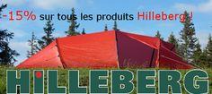 Vous rêviez de dormir dans une tente Hilleberg ?  Profitez de -15% sur toutes les tentes et accessoires Hilleberg. Profitez-en ! Cette remise de 15% est valable jusqu'à mardi 24 juin 2014 !  PROFITEZ-EN :  http://www.aventurenordique.com/hilleberg.html