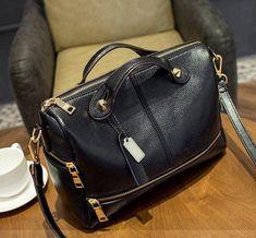 5cef610143 Celebrity Famous Designer Stunning Genuine Leather Bag
