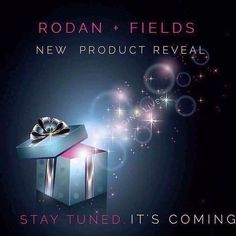 Rodan and Fields has another NEW product coming out in October....and I wish I could tell you more...but here are the details I have: ✔️It is brand new to the skincare industry. ✔️It is projected to •TRIPLE• our revenue. ✔️People will be looking for a consultant to buy it from ✔️It is exclusive to Rodan and Fields. ✔️It will be introduced in October at convention in Las Vegas and I will be one of the first ones to learn about it, use it and share