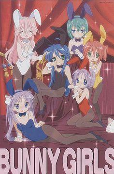 Lucky Star cosplaying as Haruhi Suzumiya Saitama, Konata Izumi, Android Wallpaper Anime, Star Mobile, Haruhi Suzumiya, Star Pictures, Anime Films, Lucky Star, Merry Christmas