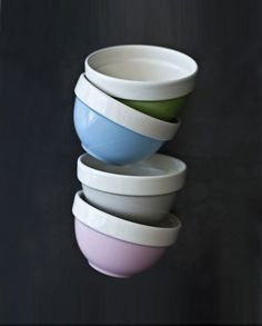 Small Dessert Bowls from Canvas — Faith's Daily Find 08.22.12