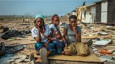Trabajadoras migrantes en Fadama. Foto: Nana Kofi Acquah