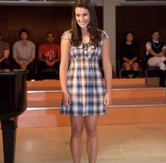 Rachel Berry Rachel Berry, Glee Cast, Something Special, Tv Shows, Glamour, Singer, Actresses, Summer Dresses, Fashion