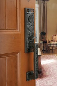 Emtek Door Hardware Craftsman Mortise Style Lockset 1 |  Wild  Wild  West   | Pinterest | Craftsman, Hardware And Doors