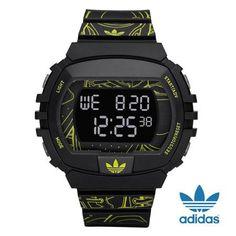 Adidas Originals Tablet Faced Watch Black £49,99