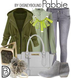 Disney Bound - Pabbie