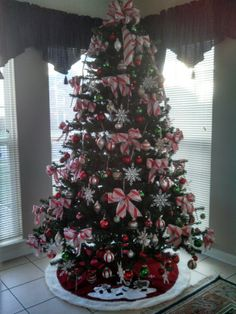 My own Christmas tree what do you think?