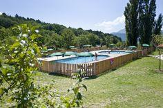 The site | Huttopia Frankrijk | Natuurcamping in Frankrijk, groene camping in bos, originele camping