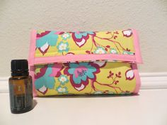 Check out this item in my Etsy shop https://www.etsy.com/listing/385406832/essential-oil-bagmakeup-bagpurse-bag