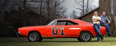 General Lee with the Duke boys