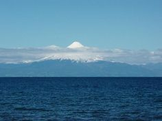 The Osorno volcano, Chile --another one of my favorite views.
