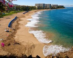 Kaanapali, Maui we will be there in less than 2 months!!! Can't wait :-)