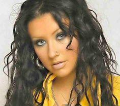 Christina Aguilera, singer (Ecuadorian, Irish American)