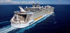 <strong>Mittelmeer Kreuzfahrt:</strong> 6 Städte in 8 Tagen mit der Allure of the Seas ab 776 Euro entdecken