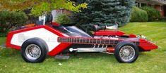 Vox Phantom Bass Guitar Car