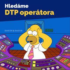 Hledáme DTP operátora
