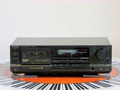 Technics RS B655 1989 Radios, Magnetic Tape, Cassette, Hifi Audio, Boombox, Audio Equipment, Audio System, Audiophile, Mixer