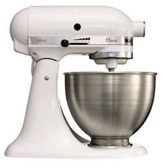 Classic Kitchen Aid to help with all these wonderful Pinterest Recipes