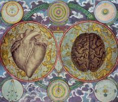Mapa de la razón y el corazón.