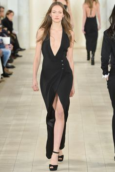 Ralph Lauren Fall 2015 Ready-to-Wear - Beauty - Gallery - Style.com