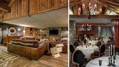 Chateau d'Hiver in Val d'Isere - Ski property for sale near michelin star restaurants
