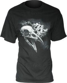 Corvinculus t-shirt Alchemy Gothic