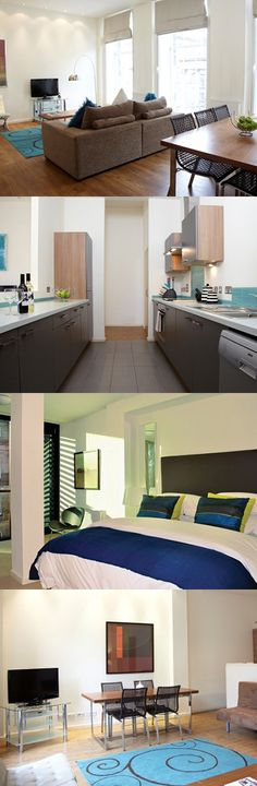These Edinburgh serviced apartments are a three minute walk from Waverley railway station and a 20 minute drive from Edinburgh Turnhouse airport. Here are Waterloo Place Apartments, Centre, Edinburgh