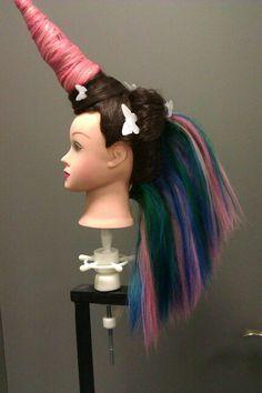 My fantasy hair