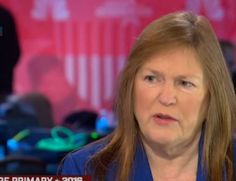 """Bernie Sanders' Wife Defends Hillary Clinton After Trump Calls Her Evil. (Democrats: The ADULT side of the isle) Jane Sanders called Hillary Clinton a great first lady & put her in the same category as Eleanor Roosevelt. Mrs. Sanders was asked by Andrea Mitchell if she agreed with Trump that Hillary Clinton is evil. She answered, """"No, No. Absolutely not. That has no place in politics today. We're not going to play that game."""""""