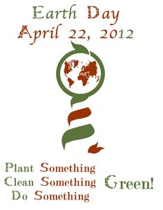 Earth Day 2012- Rhagan's Birthday!
