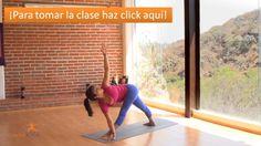 75. Yoga Flow – Flexibilidad | Sesión de Yoga Flow para fortalecer y dar flexibilidad al cuerpo. Yoga Flow es una secuencia de posturas con más movimiento proveniente de Hatha Yoga, cada postura te lleva a la otra en movimientos suaves y constantes, recuerda visualizar tus respiraciones para alcanzar las posturas con mayor facilidad.