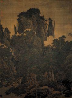 Li Tang - Wind in Pines Among a Myriad Valleys (1124)