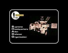 UFO SHADO Ufo Tv Series, Sci Fi, Cinema, Space, Floor Space, Science Fiction, Movies, Movie Theater, Spaces