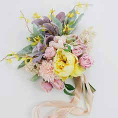 Choose silk flowers, the new approach to flowers that last. Create your own unique flower bouquets and floral arrangements with premium artificial flowers. Real to the touch, allergy free and hassle-free fake flowers are always in bloom at Afloral. Pastel Flowers, Pastel Floral, Unique Flowers, Fake Flowers, Diy Flowers, Artificial Flowers, Wedding Bouquets, Wedding Flowers, Spring Wedding