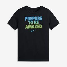 68edfedbbe8d Nike Dri-FIT Legend Big Kids  (Boys ) Training T-Shirt by Nike